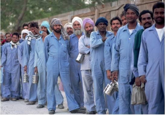 印度籍工人在哈萨克斯坦参与斗殴 逾60人遭遣返