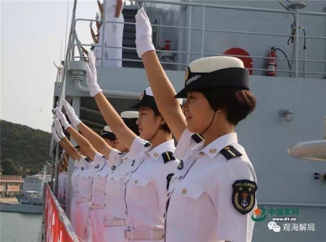 少将为何带500多名海军未来精英赴欧?