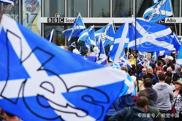 同是独立公投,为何苏格兰获支持加泰罗尼亚遭