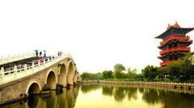 河南十大旅游景点