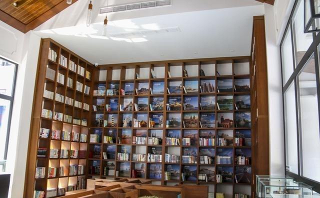 周末寻一处宁静幽雅的好去处,度一个轻松悠闲的假期_永嘉书院