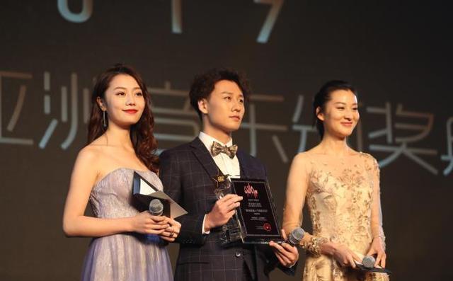 酷狗签约艺人亮相亚洲音乐盛典 包揽4大奖项