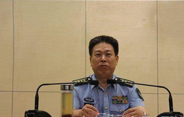 屠金仕少将调任东部战区空军领导,曾任兰空善