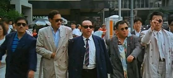 一部电影却几乎聚集了香港全部最当红的明星,只因导演面子大