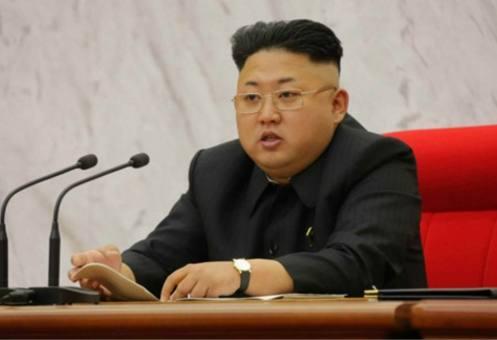 金正恩出席劳动党大会
