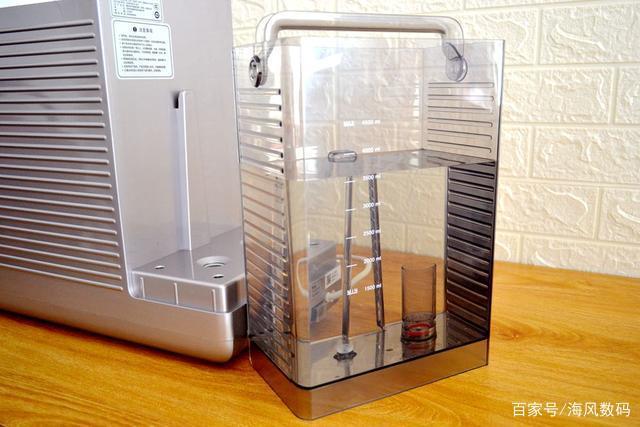 别再打桶装水了!能移动、免安装的净水机,你见过吗?这水有点甜