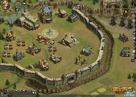 策略类网页游戏