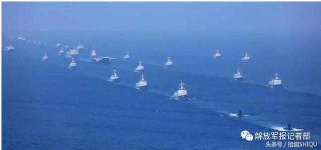2018年世界军事实力排名:中国第三,印度第四,韩