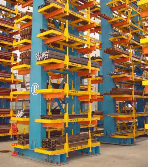 悬臂式货架的特点及结构-仓储无忧