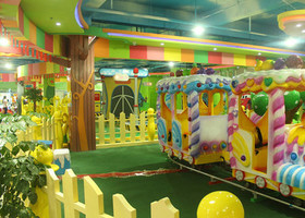 室内儿童游乐场