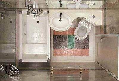 为好看用整体式卫生间装修,不到半年烦心事不断,希望大家别学我