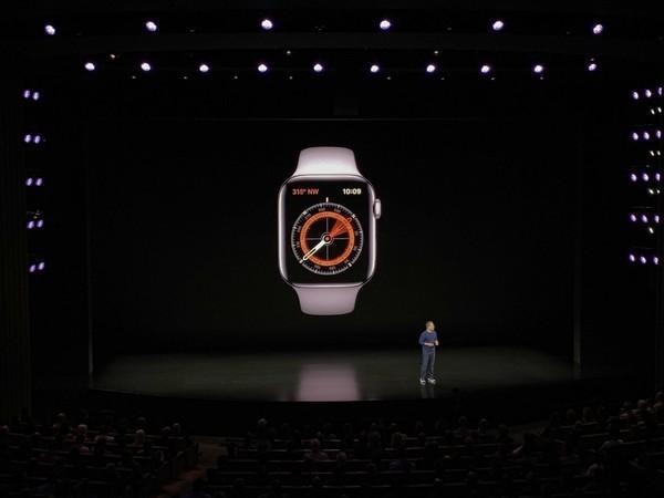 Apple Watch Series 5售价公布 GPS 399/蜂窝版499美元