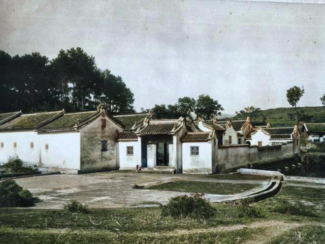 百年前的广东旧影,彼时的广府人家