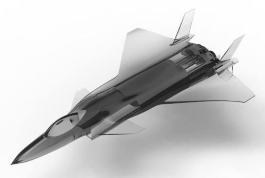 """刚刚,中国兵器制造取得历史性突破:""""3D打印""""生产最新歼击机!"""