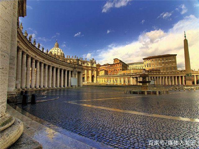 全世界最小的国家竟然有如此壮丽的建筑物,令人意想不到!