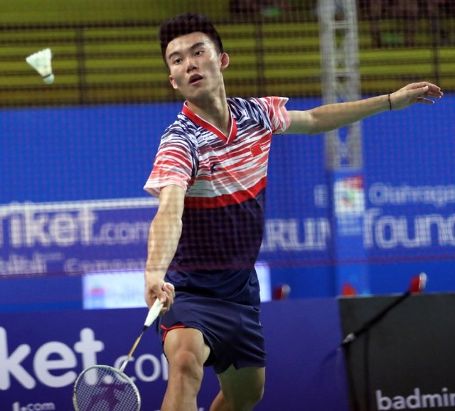 世青赛团体赛决赛:中国队战马来西亚队,4连冠只差一步