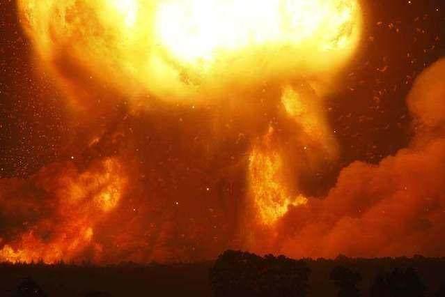 乌克兰军火库爆炸很恐怖,印度军火库爆炸事故最多,死亡人数隐瞒