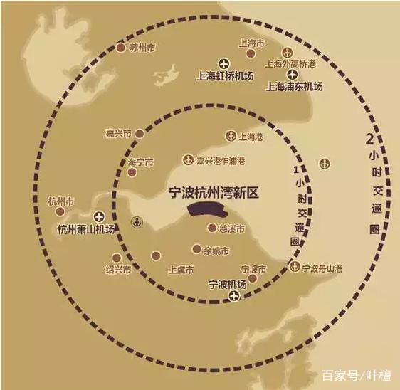 全球六大湾区经济解析,粤港澳、长三角、京津冀发展迎来大爆发插图(7)