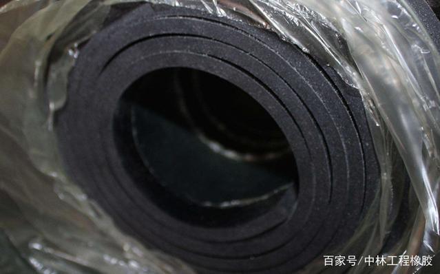 公路涵洞用橡胶板垫板价格及规格换算