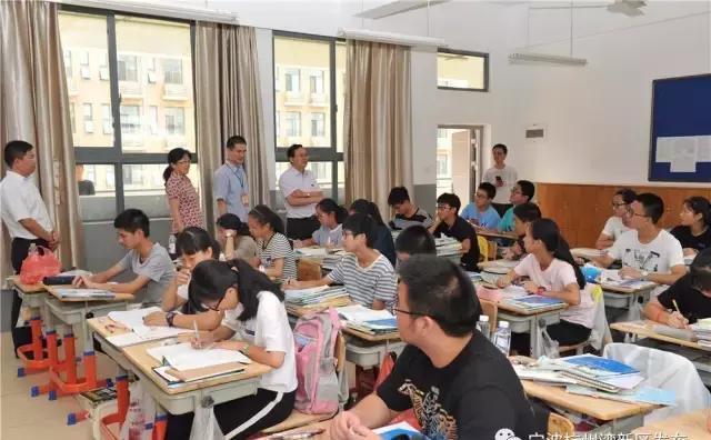 宁波中学中学(镇海科学杭州湾首届)分校高中部肾阳亏高中生图片