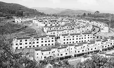 国家将安排农村近千万人搬迁,政府分房还发钱