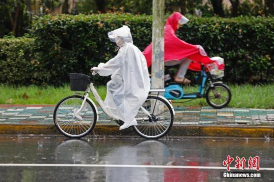 四川贵州云南等地将有强降雨 江汉江南华南等地高温