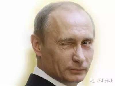 普京能当上总统的内幕!
