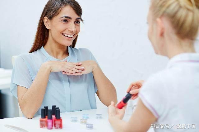 学一门技术照样能成才!美容师、美发师、美甲