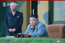 向美释放信号?金正恩指导,朝鲜试射新型战术制导武器,美韩发声