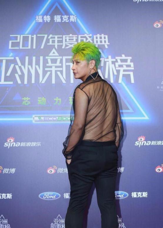 陈志朋为什么变得这么妖艳到底经历了什么,陈志朋做妖艳男星上瘾