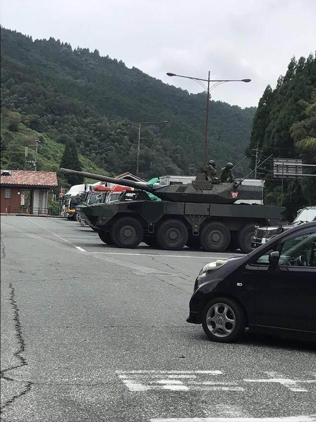 日陆自16式装甲车开始批量生产 离岛作战能力再度增强