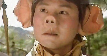 他们是童年tvb版西游记《天地v天地美猴王》中微表情包黑脸信月亮图片