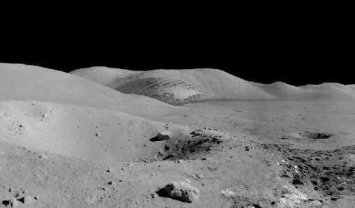 NASA隐藏月球的太空秘密