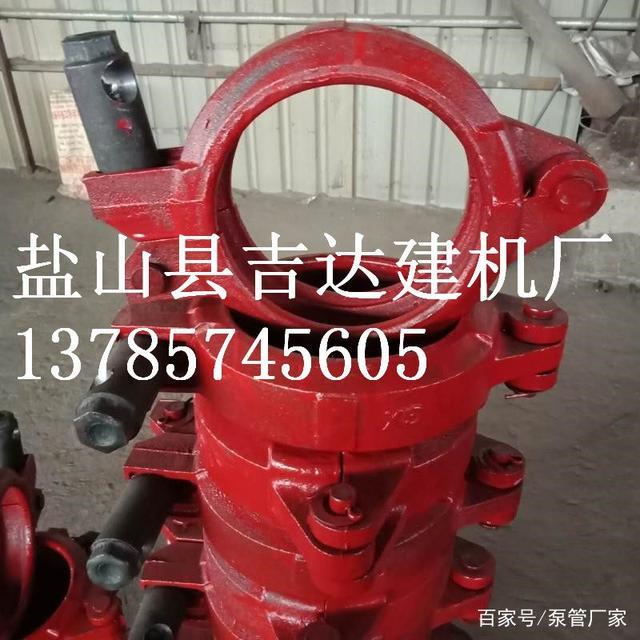 125高压混凝土泵管软管泵车软管桩机软管布料机软管80细石泵软管