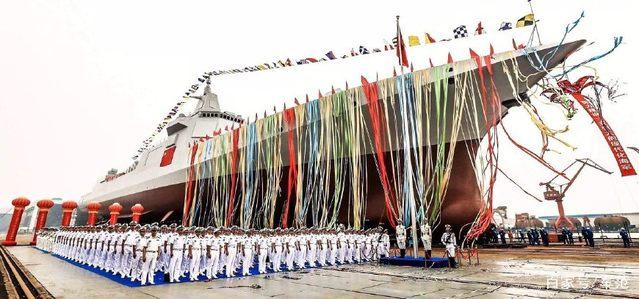 055型万吨大驱有名字了:军迷表示这名字起得好!
