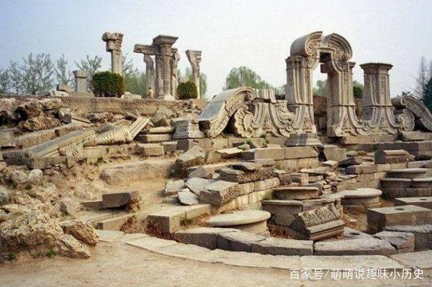 圆明园的毁灭,是中国人至今的遗憾,一探究竟只为解开毁灭之谜!
