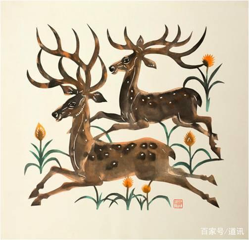 鹿為何被稱為仙獸?儒釋道文化與鹿的淵源,看了再也不喝鹿茸酒了