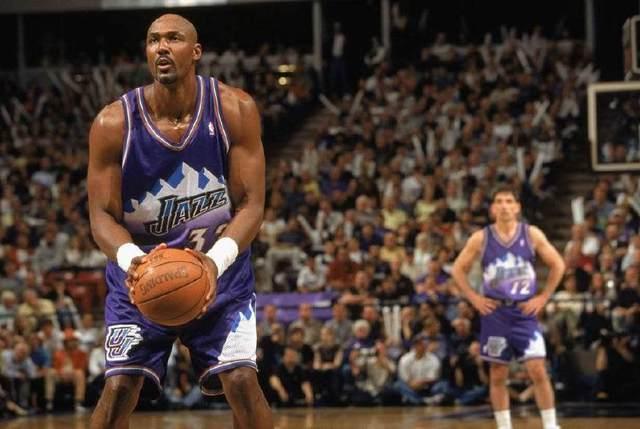 """全美最爱""""马龙""""的城市?NBA历史三个""""马龙""""都在此地效力!"""