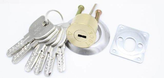 一个c级锁芯大致是是多少钱?防盗门锁芯类别图解