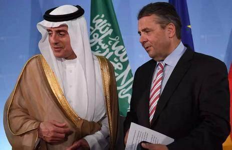 法国外长抵达沙特 试图化解中东四国对卡塔尔的制裁