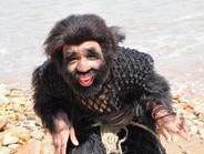 """西游记""""混世四猴""""中的赤尻马猴和通背猿猴到底什么物种"""