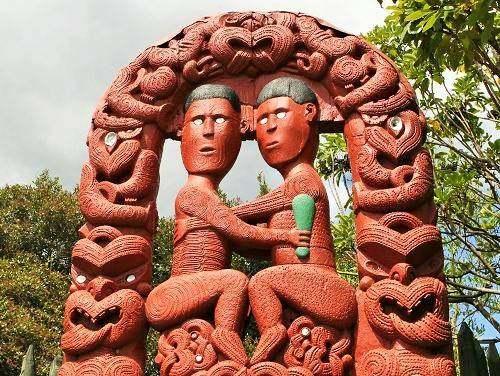「世界上最逗比的国家」毛利人吃人