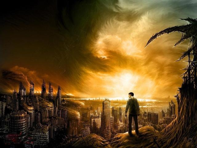 4本末世小说:《末日之城》,末日降临,世界黑暗,他却独称一霸