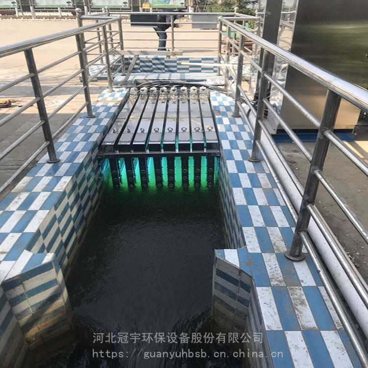 浙江省框架式紫外线消毒设备/直销明渠式紫外线消毒模块厂家(图2)