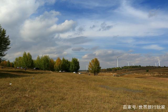 张北草原天路农家院