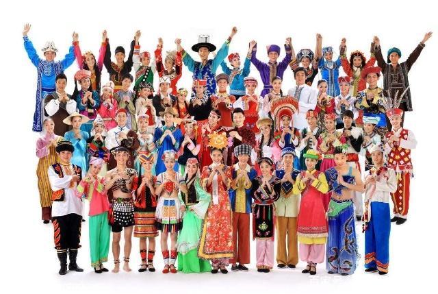 「春节是56个民族的共同节日」56个民族的传统节日