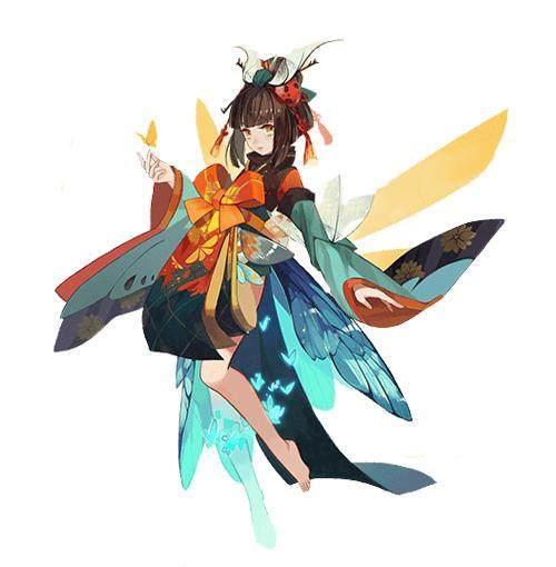 阴阳师新R卡萌妹式神登场 拥有驱散能力的奶妈 花鸟卷级别的R卡