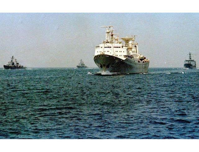 中国海军三大耻辱:核潜艇曾被外军击沉了七次