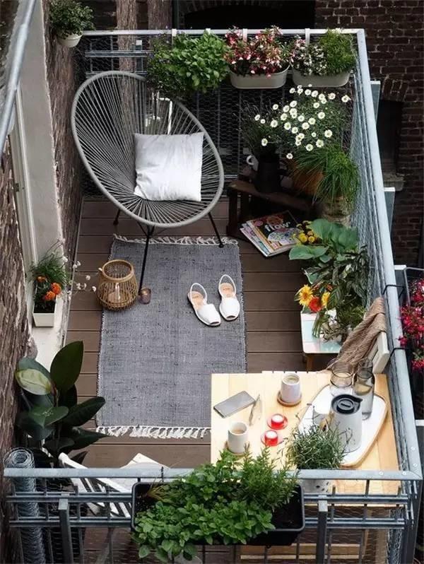 阳台这么装,家里多出一间房!(图3)