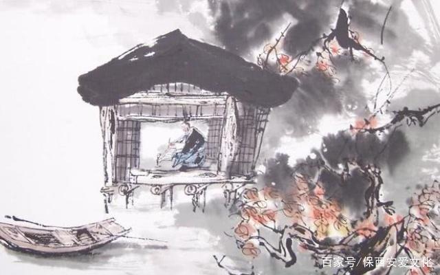 送孟浩然之广陵 唐诗三百首最经典